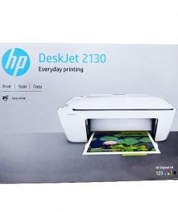 طابعة اتش بي ديسك جيت 2130 الكل فى واحد PRINTER HP DESK JET 2130
