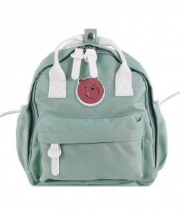 حقيبة ظهر من الدببة الثلاثة - اخضر - شهاب