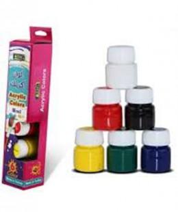 ألوان أكريلك 15 مل  6 لون